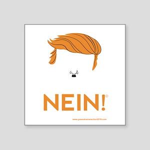 Nein Sticker