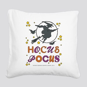 HOCUS POCUS Square Canvas Pillow