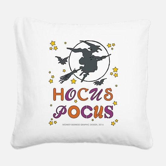 HOCUS POCUS Square Canvas Pillow