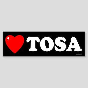 TOSA Bumper Sticker