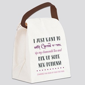 MIX UP SOME POTIONS Canvas Lunch Bag