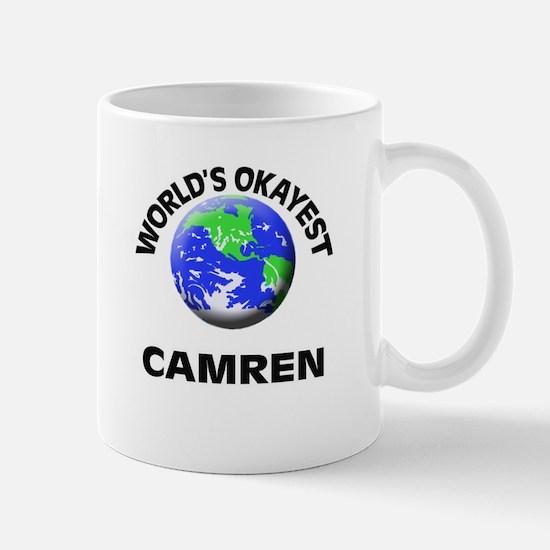 World's Okayest Camren Mugs