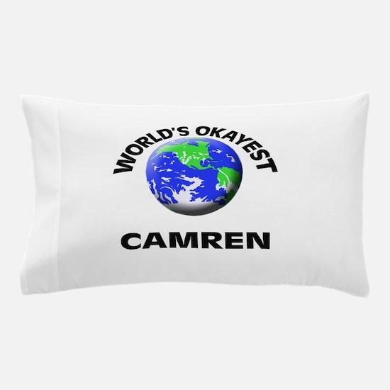 World's Okayest Camren Pillow Case