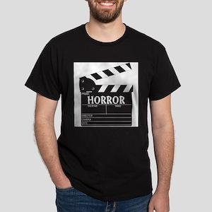 Clapper Board Horror T-Shirt
