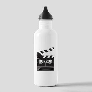 Clapper Board Horror Stainless Water Bottle 1.0L