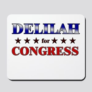 DELILAH for congress Mousepad