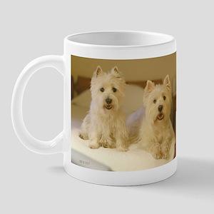 Westie Wing Mug