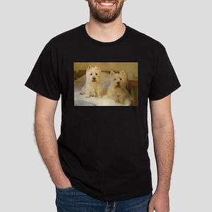 Westie Wing Dark T-Shirt