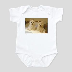Westie Wing Infant Bodysuit