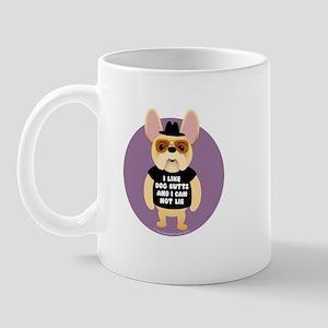 DOG BUTTS Fr. Bulldog Mug