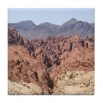 Valley of Fire State Park Tile Coaster