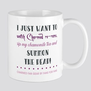 SUMMON THE DEAD 11 oz Ceramic Mug
