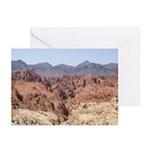 Valley of Fire State Park Greeting Cards Pk of 10