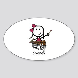 Xylophone - Sydney Oval Sticker