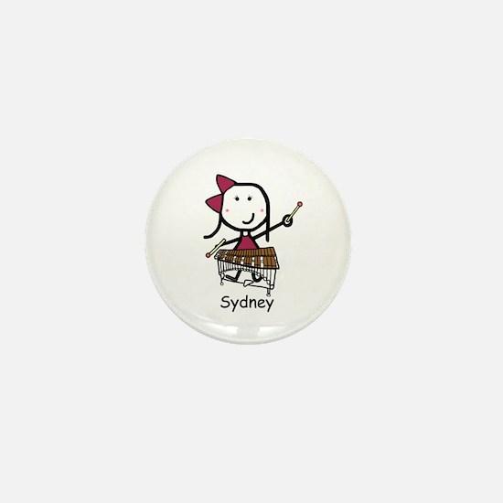 Xylophone - Sydney Mini Button