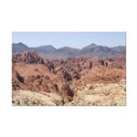 Valley of Fire State Park Mini Poster Print