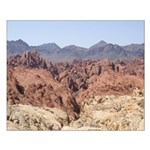 Valley of Fire State Park Small Poster