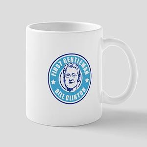 First Gentleman Mugs
