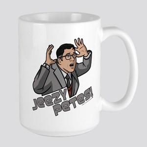 Archer Cyril Jeezy Petes Large Mug
