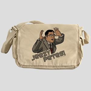 Archer Cyril Jeezy Petes Messenger Bag