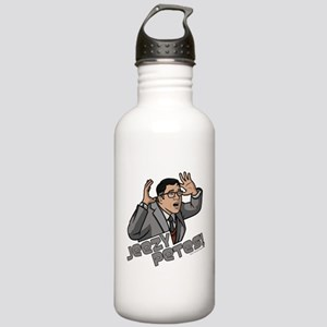Archer Cyril Jeezy Pet Stainless Water Bottle 1.0L