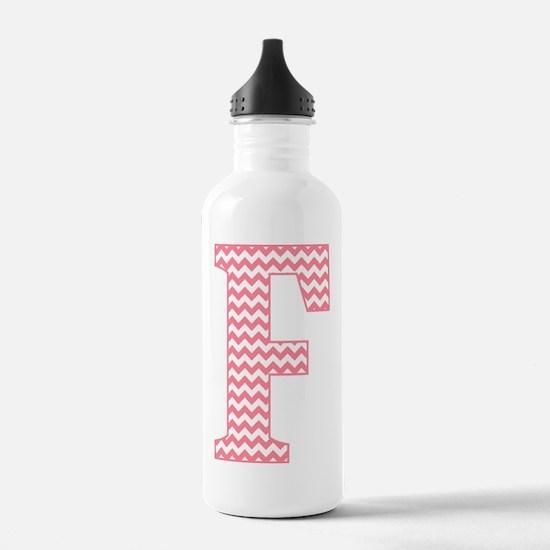 Cute Letter f Water Bottle