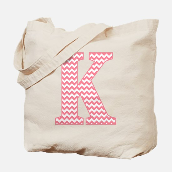 Unique Letter k Tote Bag