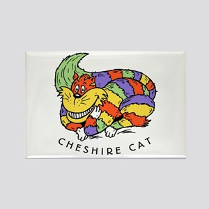 Cheshire Cat Rectangle Magnet