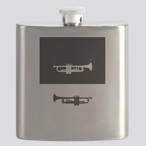 Trumpets Flask