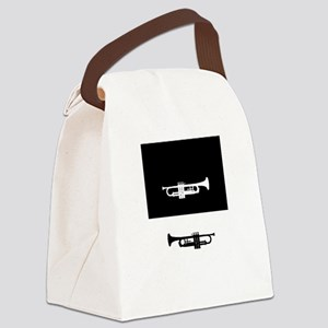 Trumpets Canvas Lunch Bag