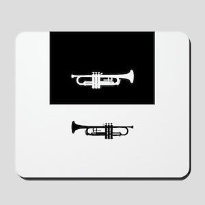Trumpets Mousepad