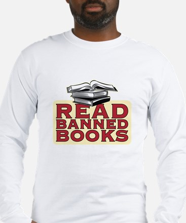 Read banned books - Long Sleeve T-Shirt