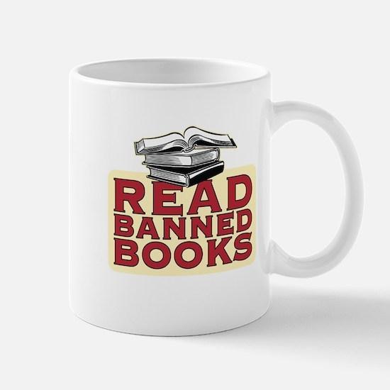 Read banned books - Mug