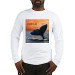 WHALE DREAMS Long Sleeve T-Shirt