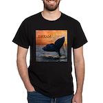 WHALE DREAMS Dark T-Shirt