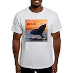 WHALE DREAMS Light T-Shirt