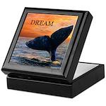 WHALE DREAMS Keepsake Box