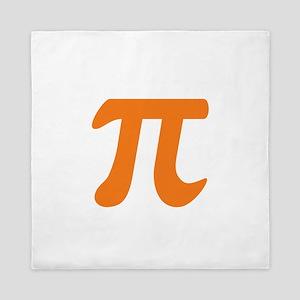 Orange Pi Symbol Queen Duvet