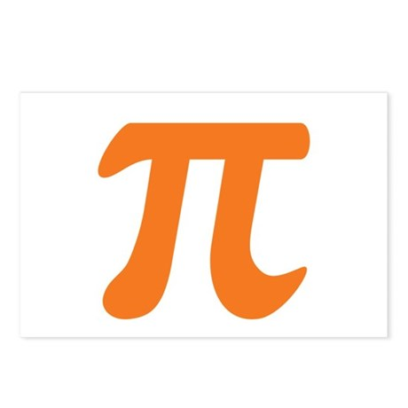 Orange Pi Symbol Postcards (Package of 8)