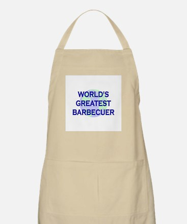 World's Greatest Barbecuer BBQ Apron
