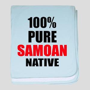 100 % Pure Samoan Native baby blanket