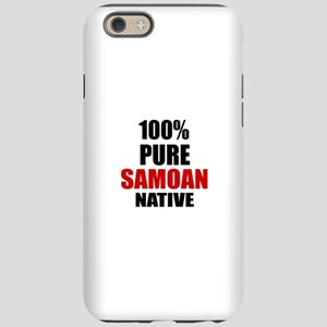 100 % Pure Samoan Native iPhone 6/6s Tough Case