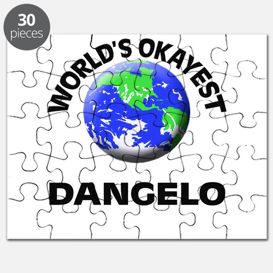 World's Okayest Dangelo Puzzle
