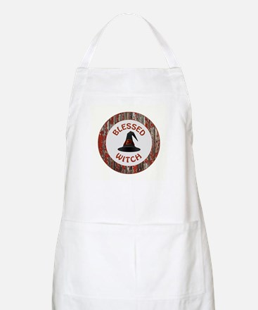 BLESSED WITCH Light Apron