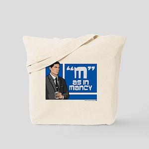 Archer Mancy Tote Bag