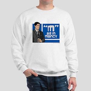 Archer Mancy Sweatshirt