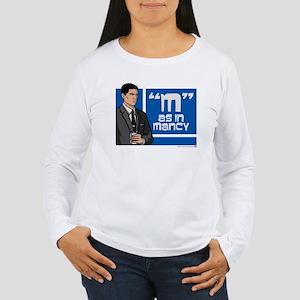 Archer Mancy Women's Long Sleeve T-Shirt