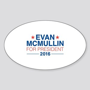 McMullin For President Sticker (Oval)