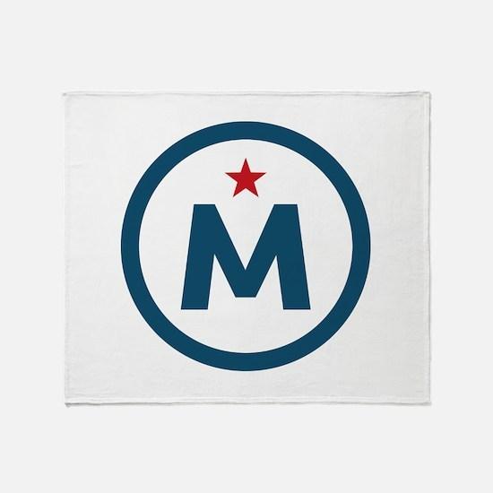 McMullin For President Stadium Blanket