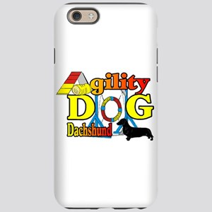 Dachshund Agility iPhone 6/6s Tough Case